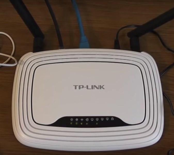 Подключение роутера TP-link TL-WR841N