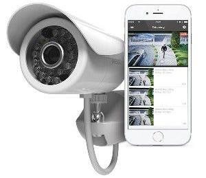 Установка видеонаблюдения Одесса, услуга модернизации IP камеры